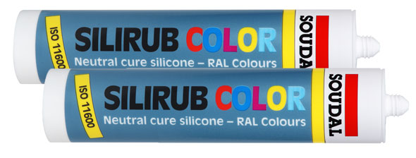 Silrub Coloured Silicone