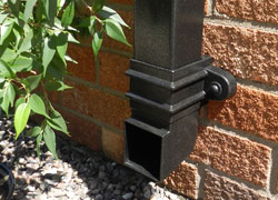 Kayflow Cast Effect Guttering